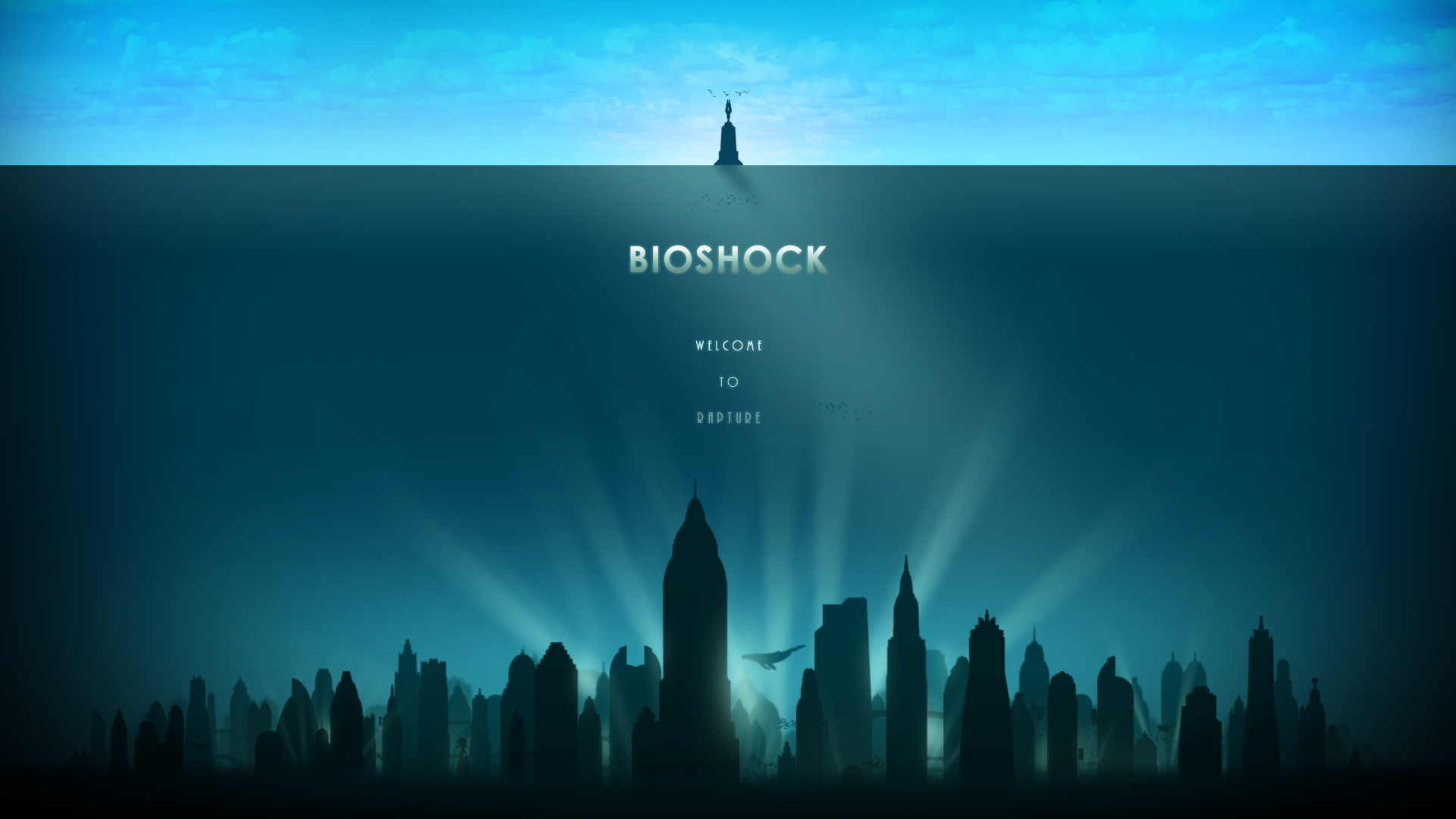 Best Wallpapers Hd Collection: BioShock: The Collection HD Wallpapers
