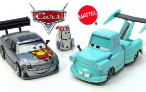 Cars 3 HD Background