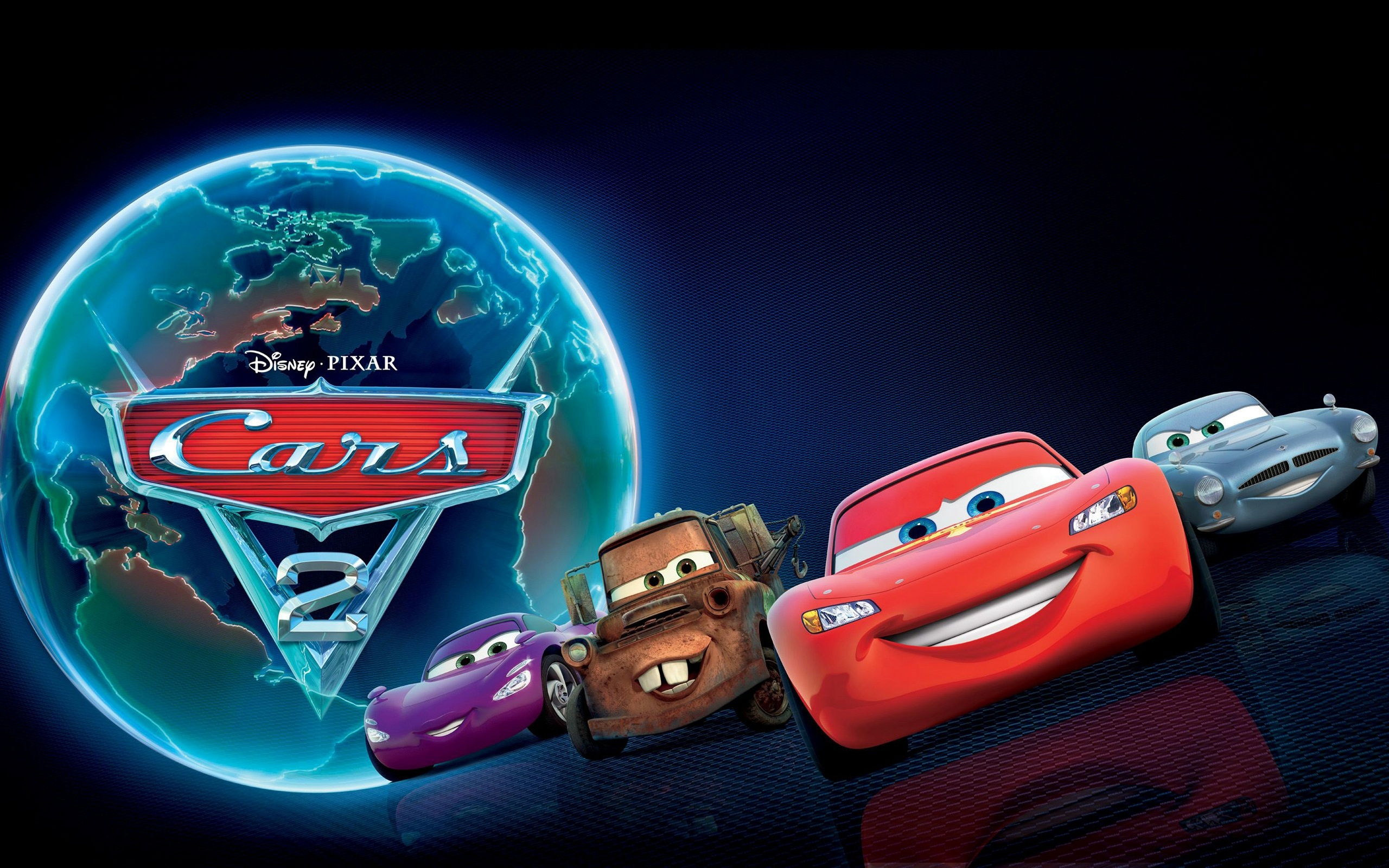 Cars Wallpapers: Cars 3 HD Wallpapers