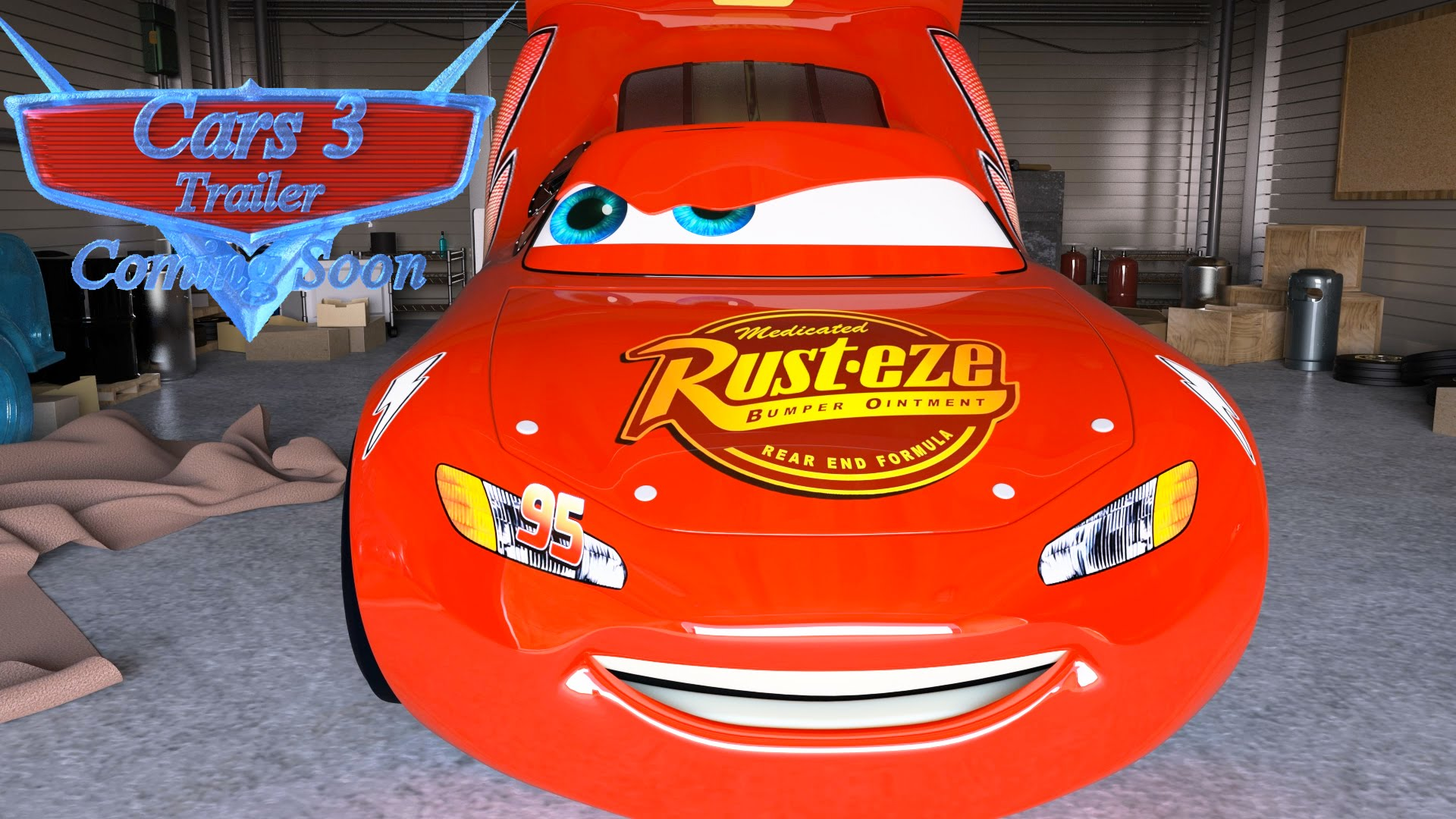 Release Date For Cars  Movie