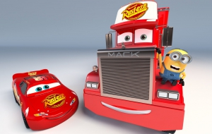 Cars 3 Full HD