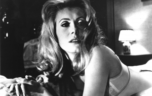 Catherine Deneuve HD Background