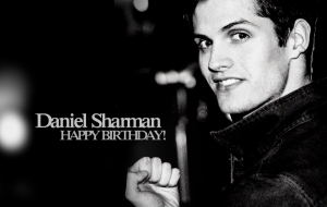 Daniel Sharman Background