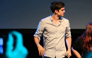 Daniel Sharman HD Wallpaper