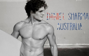 Daniel Sharman For Desktop