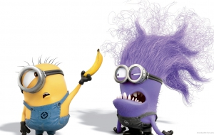 Despicable Me 3 HD Desktop