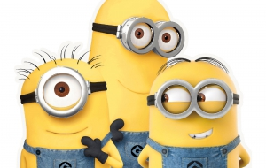 Despicable Me 3 HD Wallpaper