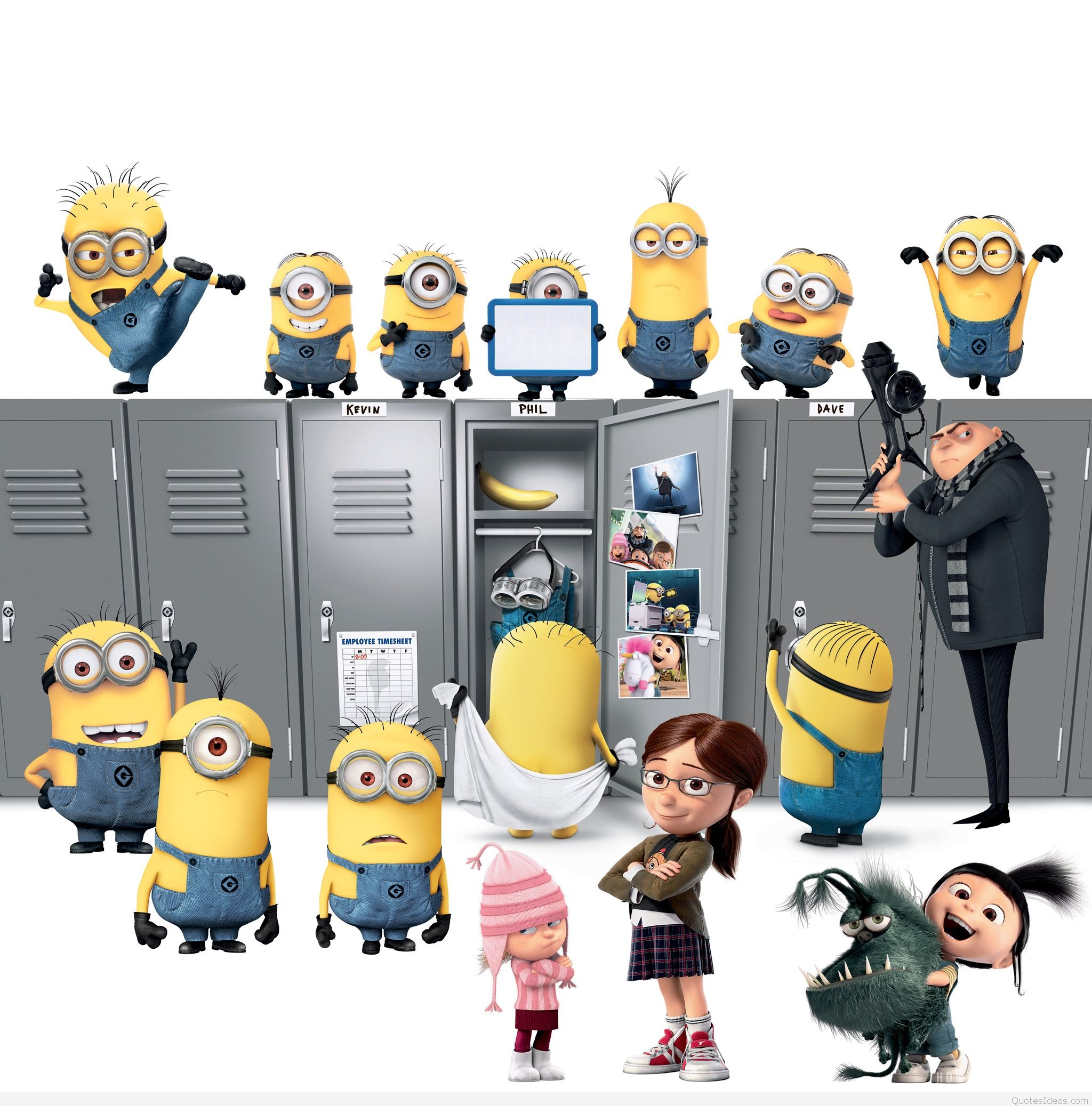 Despicable Me 3 HD Wallpapers