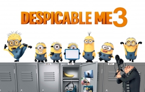Despicable Me 3 Pictures