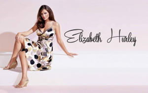 Elizabeth Hurley Background