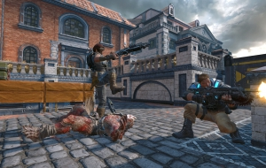 Gears Of War 4 High Definition Wallpapers