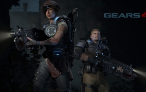 Gears Of War 4 Widescreen