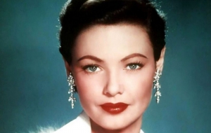 Gene Tierney HD Background
