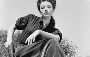 Gene Tierney HD Wallpaper