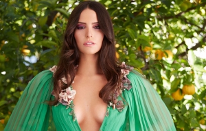 Genesis Rodriguez HD Wallpaper