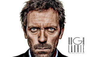Hugh Laurie High Definition