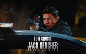Jack Reacher Never Go Back Wallpapers HD