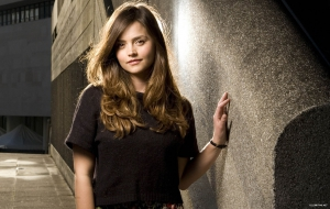 Jenna Coleman HD Wallpaper