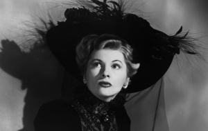 Joan Fontaine 4K