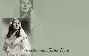 Joan Fontaine HD Wallpaper