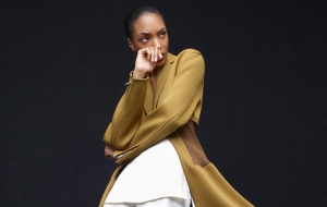 Jourdan Dunn HD Wallpaper