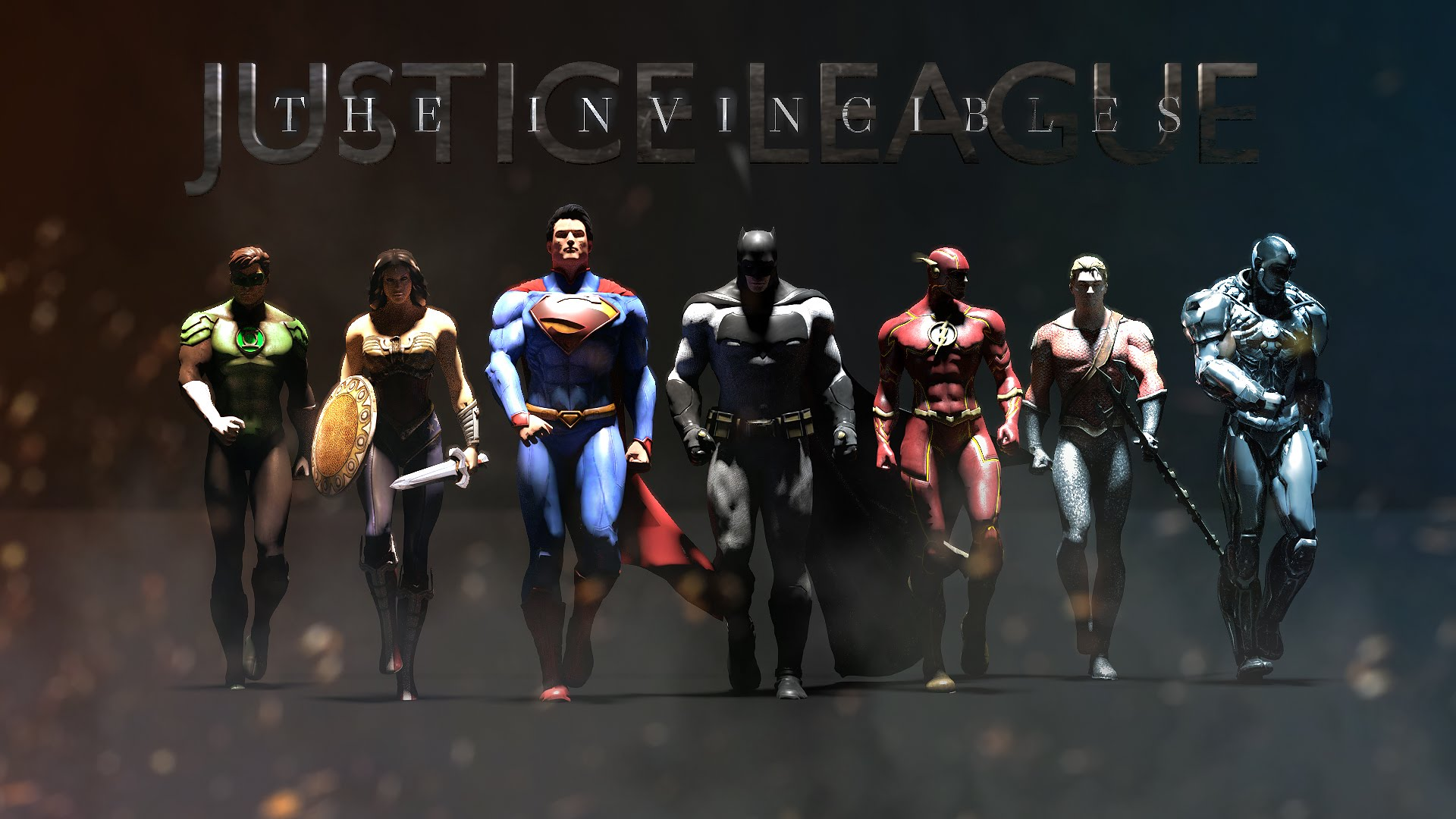 Justice League 2017 HD Wallpapers