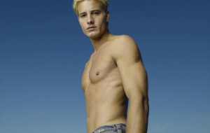 Justin Hartley HD Background