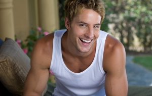 Justin Hartley HD Wallpaper