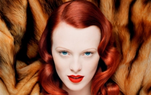 Karen Elson Background