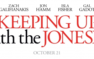 Keeping Up With The Joneses Wallpaper