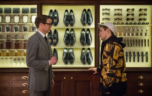 Kingsman The Golden Circle 4K