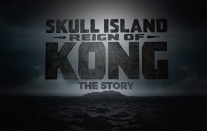 Kong Skull Island Background