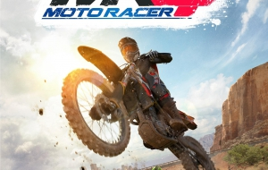 Moto Racer 4 HD Background