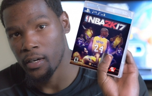 NBA 2K17 Widescreen