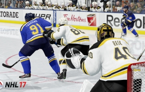 NHL 17 Widescreen