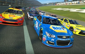 Nascar Heat Evolution High Quality Wallpapers