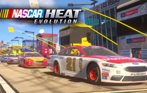 Nascar Heat Evolution Wallpapers HD