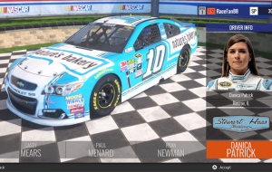 Nascar Heat Evolution Widescreen