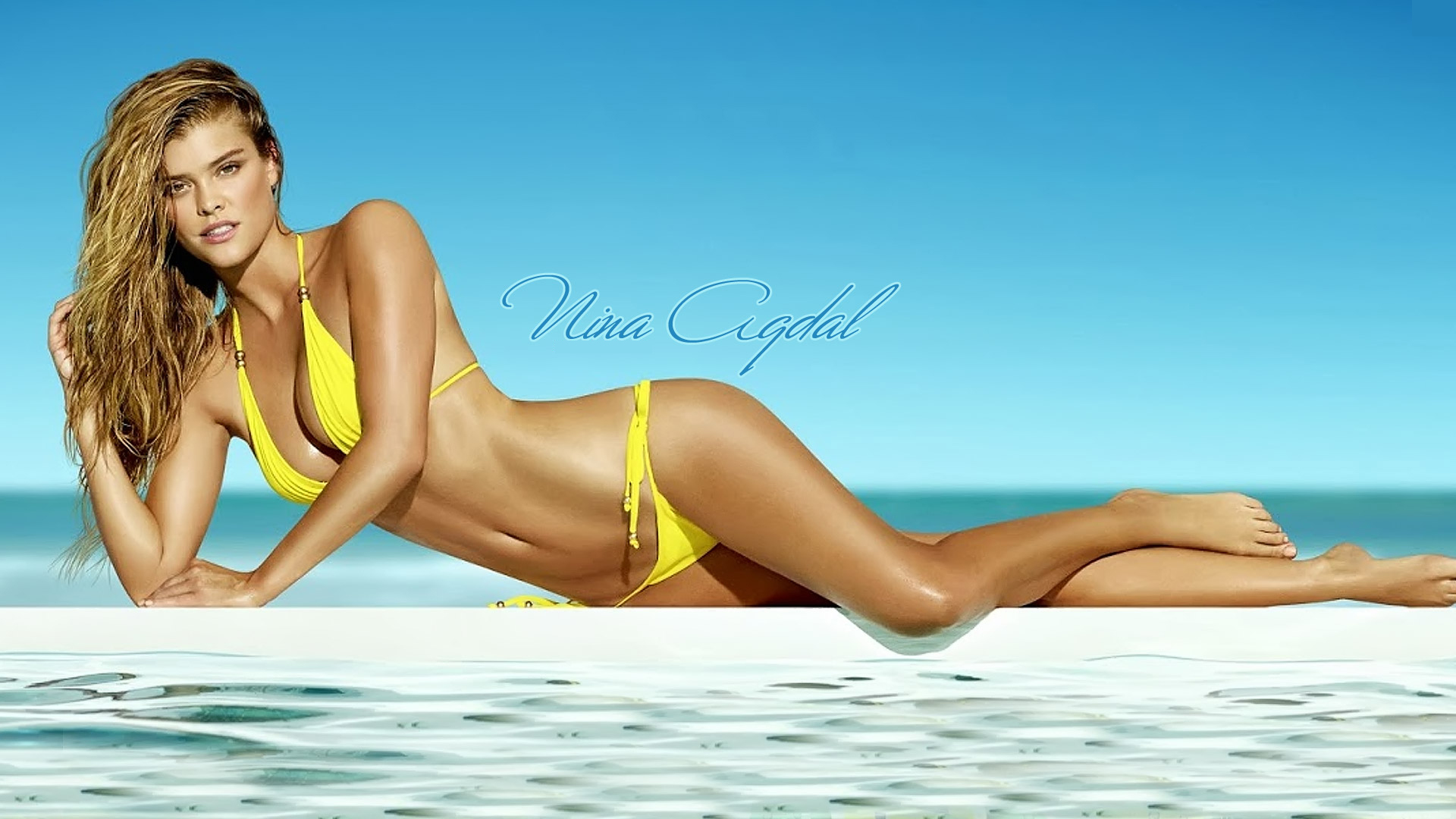 Nina Agdal Hd Wallpapers