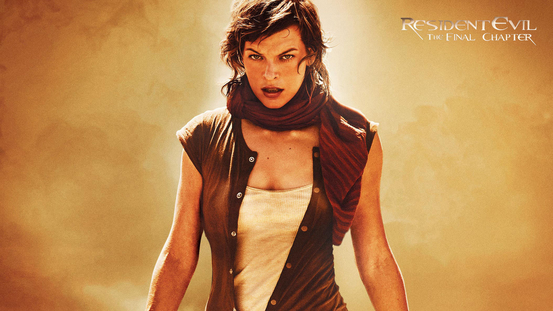 Resident evil the final chapter hd wallpapers - Milla jovovich 4k wallpaper ...