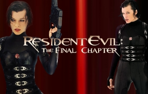 Resident Evil The Final Chapter High Quality Wallpapers