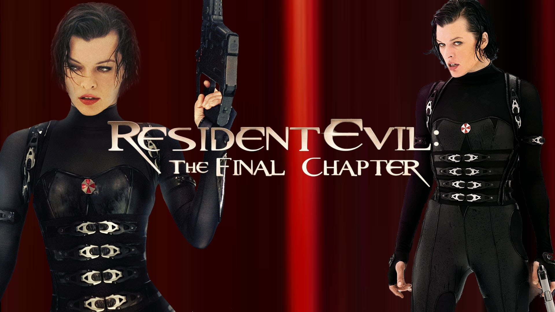 Hd wallpaper resident evil -  Resident Evil The Final Chapter High Quality Wallpapers