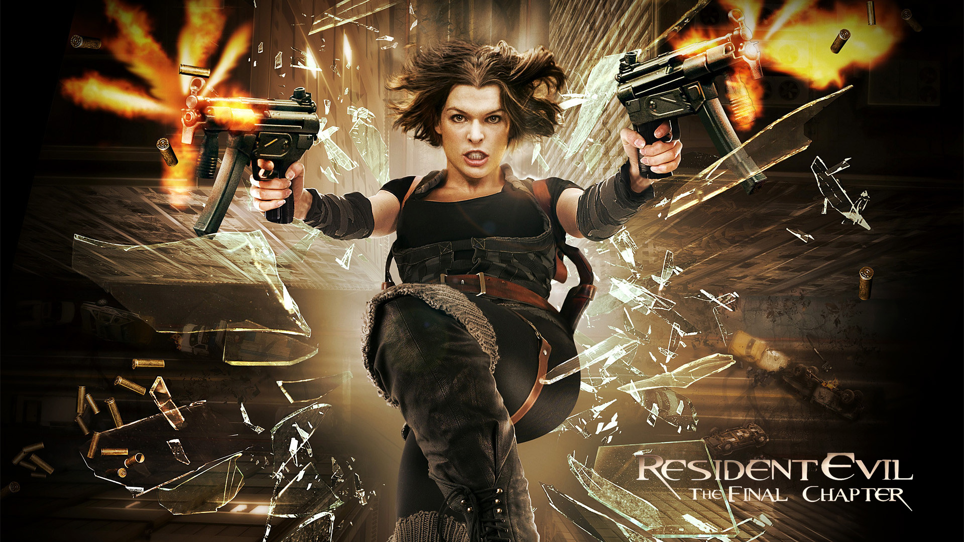 Resident Evil: The Final Chapter HD Wallpapers