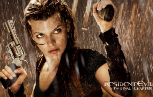 Resident Evil The Final Chapter For Desktop