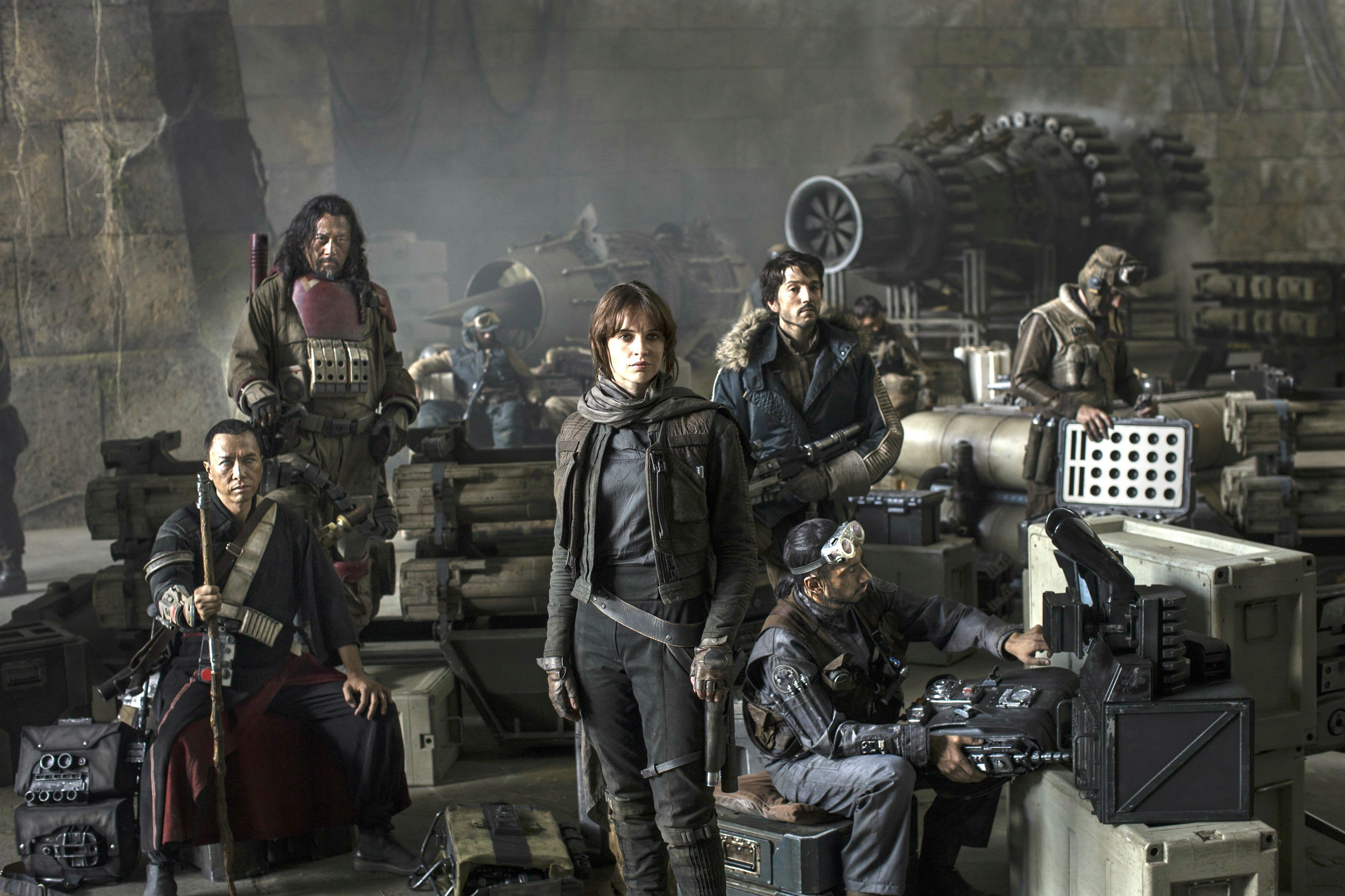 Rogue One: A Star Wars Story HD Wallpapers