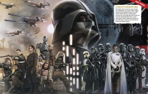 Rogue One A Star Wars Story Wallpapers