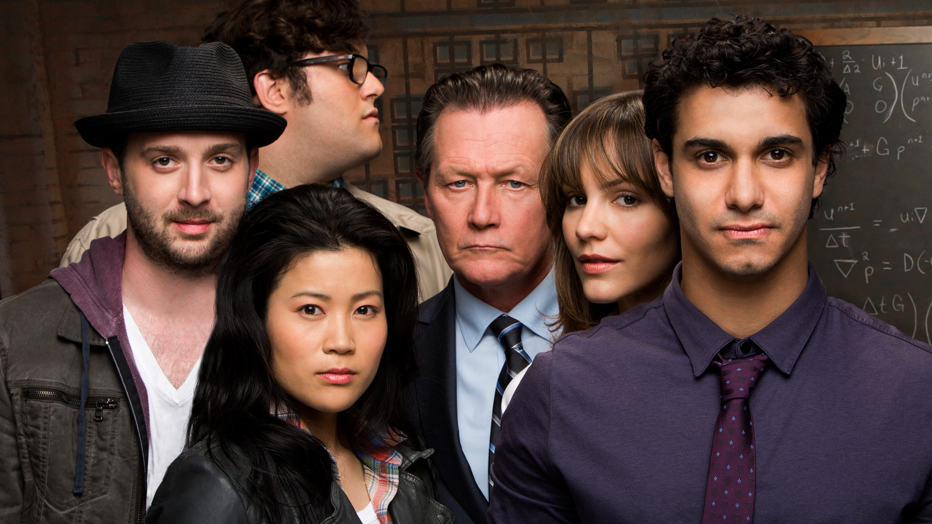 Scorpion Tv Series Hd Wallpapers