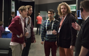 Silicon Valley HD Wallpaper