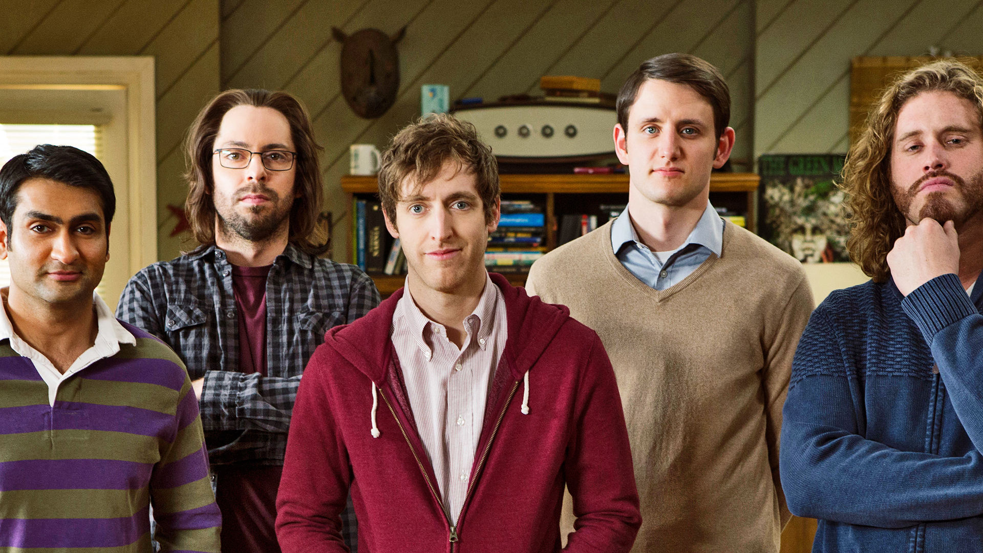 Silicon Valley TV Series