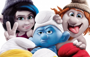 Smurfs The Lost Village High Definition Wallpapers
